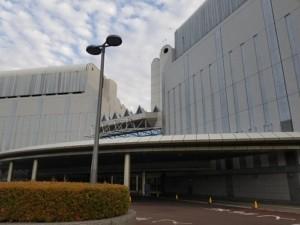 名古屋国際会議場外観