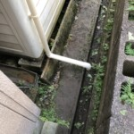 雨樋の排水工事/サンルーム/テラス